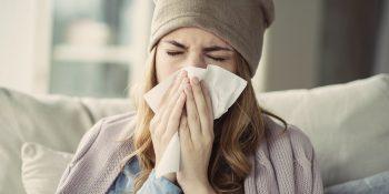 Kako pozdraviti prehlad ali gripo doma?