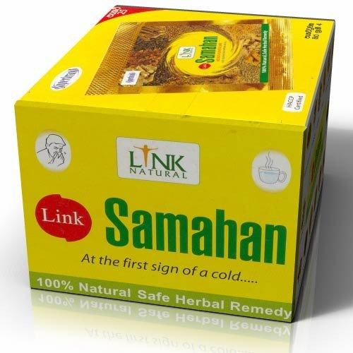 Samahan čaj - naravni ajurvedski zeliščni napitek