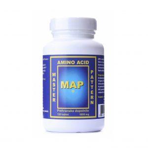 MAP beljakovine - esencialne aminokisline