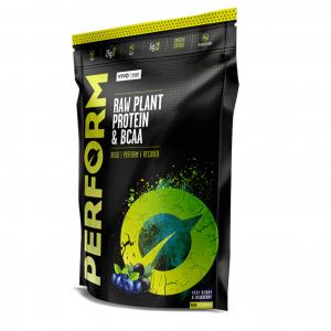 Veganski proteini Vivo Life Perform - Acai jagode in borovnica