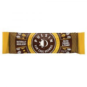 Čokoladna tablica slana karamela Pulsin