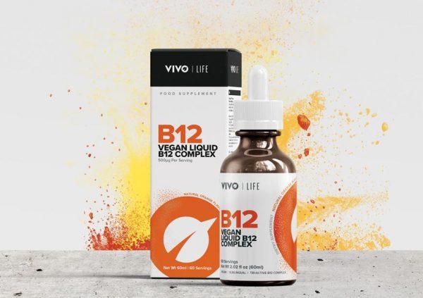 B12 kompleks v tekočini Vivo Life