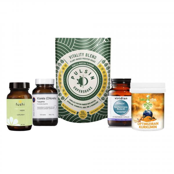 Paket za razstrupljanje NutriHolis