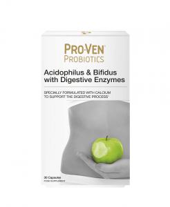 ProVen probiotiki s prebavnimi encimi