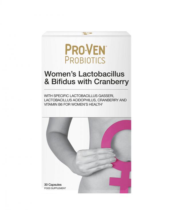 ProVen probiotiki za ženske z brusnico