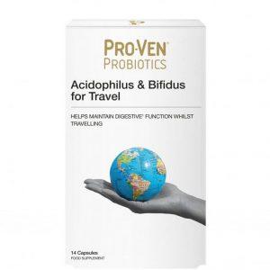 ProVen probiotiki za potovanje