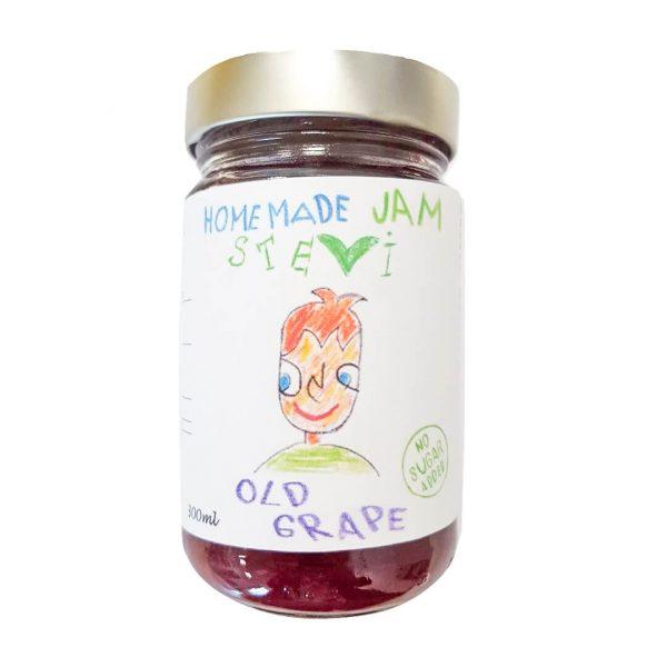 Marmelada iz grozdja jurka OLD GRAPE