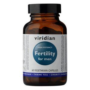 Podpora za plodnost za moške Viridian
