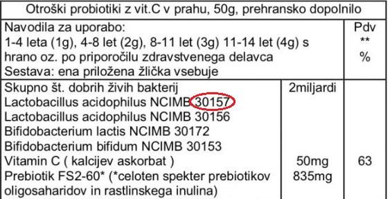 Probiotiki Viridian - Signatura
