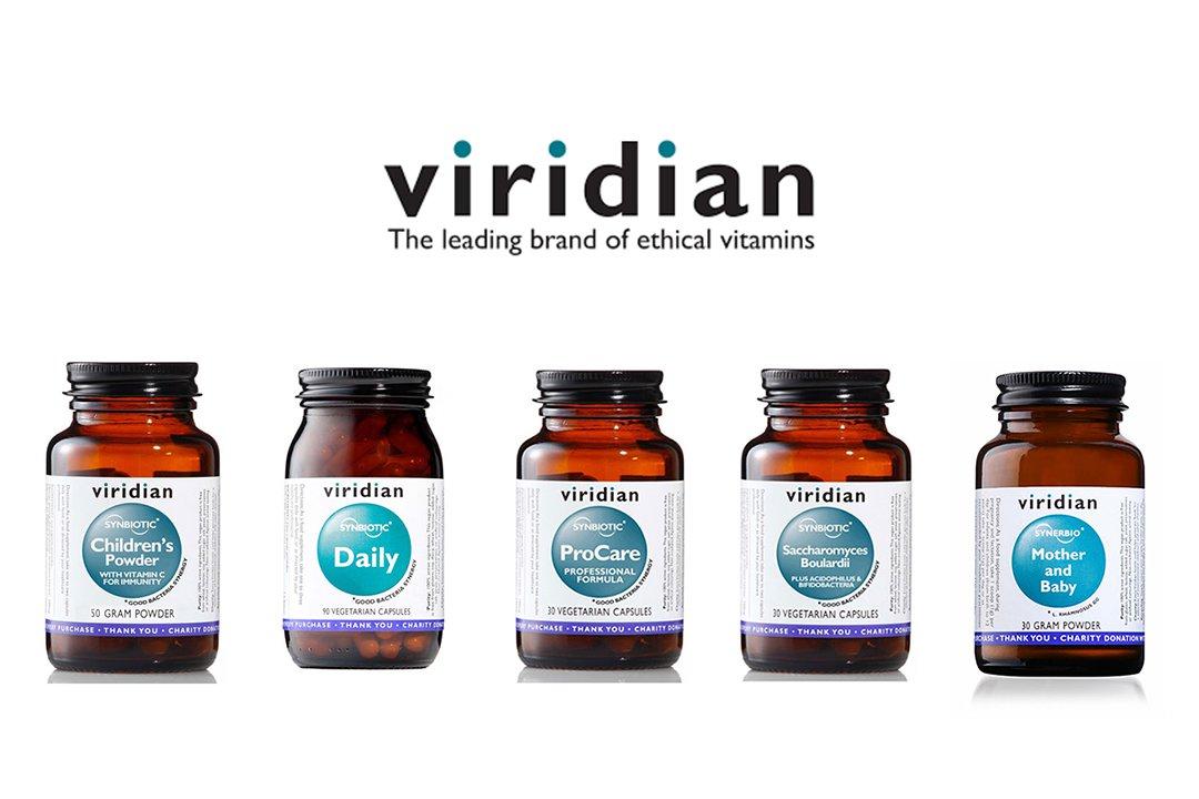 Viridian Probiotiki