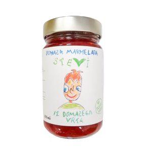 Marmelada Domači vrt brez dodanega sladkorja