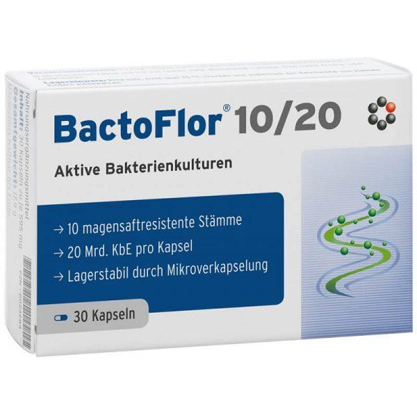Bactoflor 10-20 probiotik 30 kapsul
