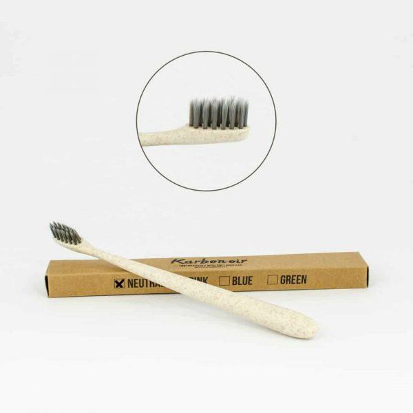 Karbonoir zobna ščetka - nevtralna