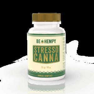 StressoCanna, Konopljin cvet z dodanimi vitamini skupine B, Be Hempy