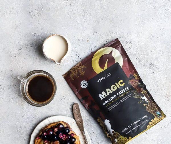 Vivo Life Magic kava - uporaba