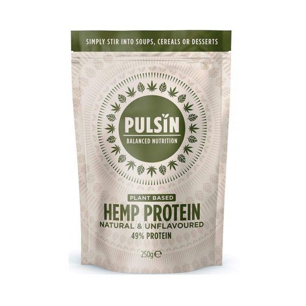 Konopljini proteini Pulsin