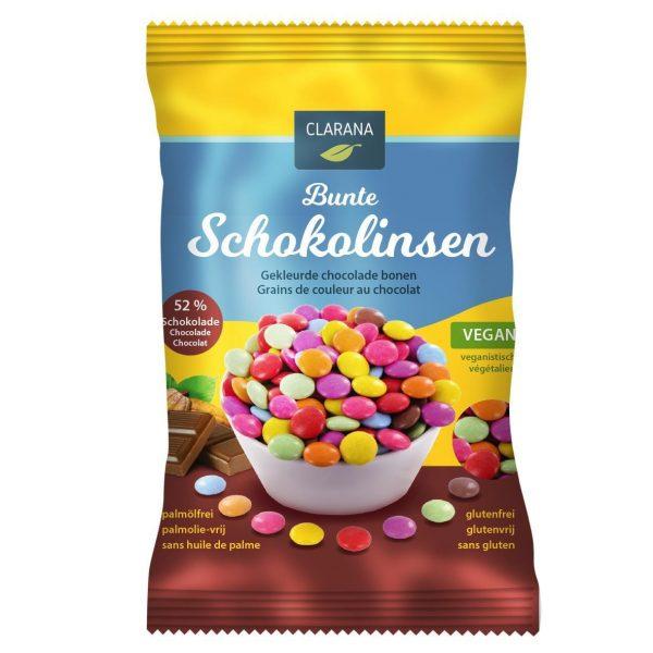 Clarana veganski čokoladni bonboni