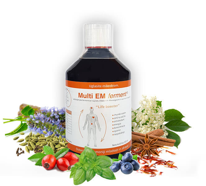 Multi EM ferment EuBioma