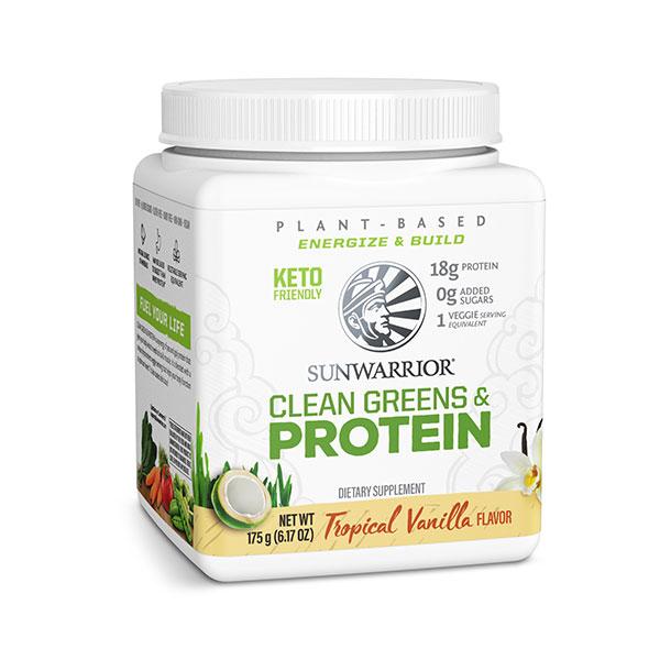 SunWarrior Clean Greens & Protein