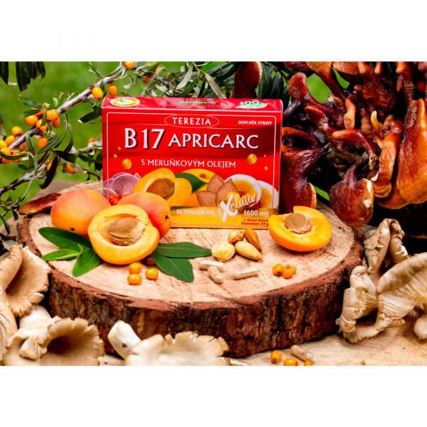 B17 Apricarc Terezia - sestavine