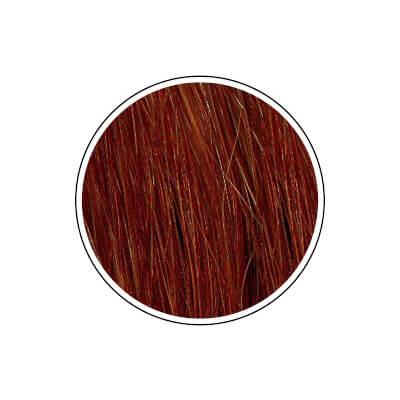 Naravna barva za lase Radico BURGUNDSKO RDEČA - barvni krog