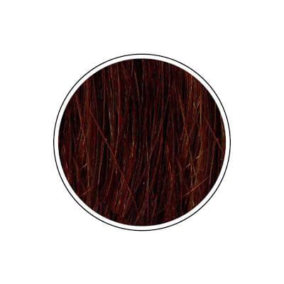 Naravna barva za lase Radico TEMNO RJAVA - barvni krog