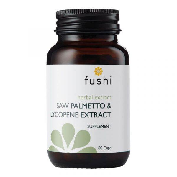 Saw palmetto z izvlečkom likopena Fushi