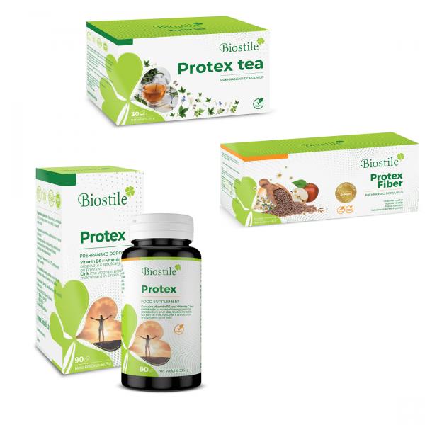 Biostile Protex Complet - izdelki