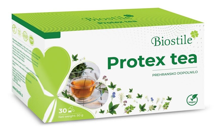 Protex čaj