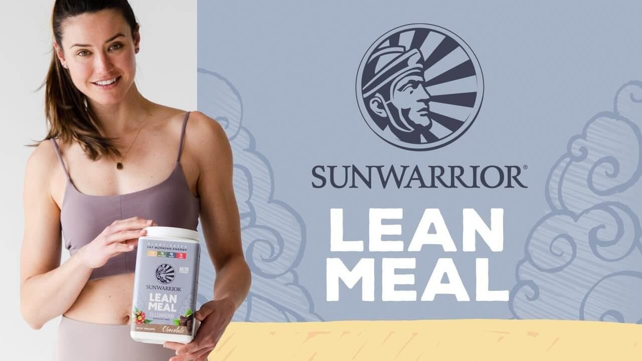 SunWarrior Lean Meal Illumin8