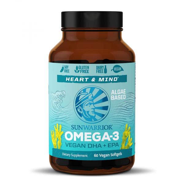 SunWarrior Omega 3 - Vegansko omega 3 olje z EPA & DHA