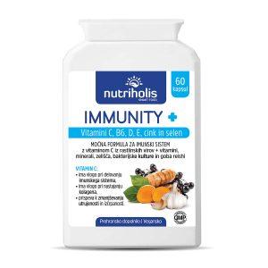 NutriHolis Immunity +