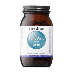 Viridian folna kislina z DHA