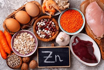 Cink - NutriHolis MenoHelp