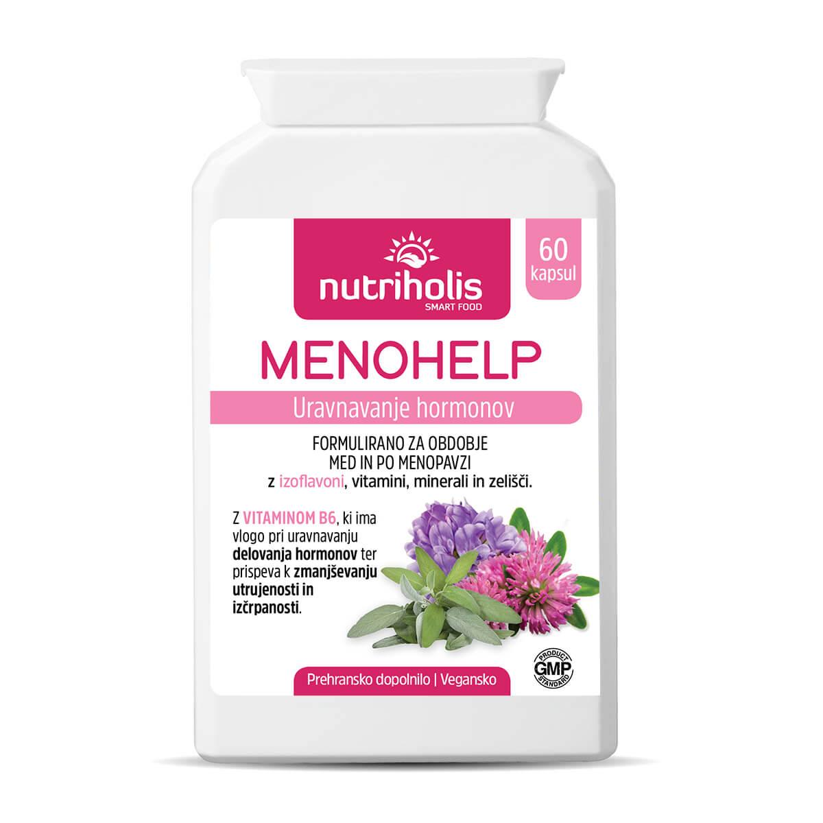 NutriHolis MenoHelp