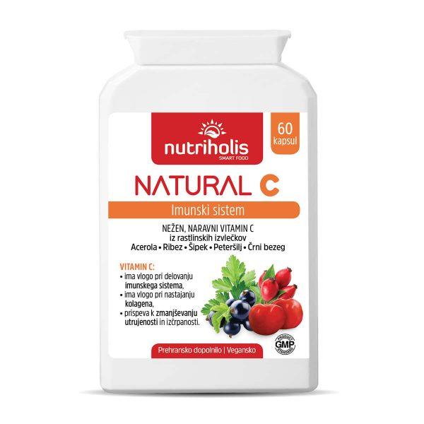 NutriHolis Natural C