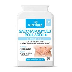 NutriHolis Saccharomyces Boulardii +
