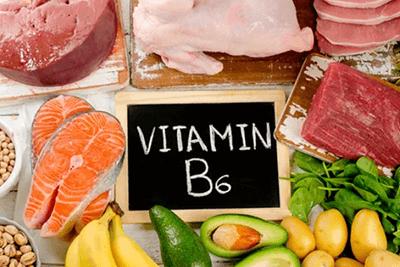Vitamin B6 - NutriHolis MenoHelp